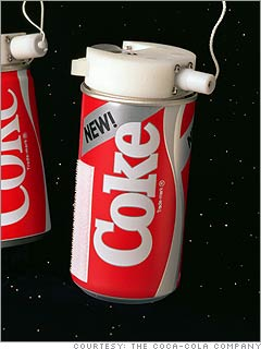 Top 10 product hits - and misses - New Coke (8) - Business 2.0
