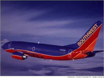 SOUTHWEST OFFICIALLY BEGINS FLIGHTS TO MEMPHIS!!!