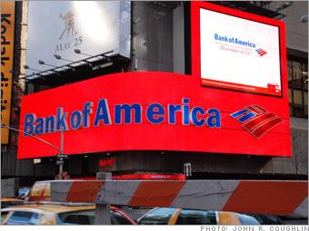 9. Bank of America Corp.