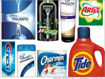 25. Procter &amp; Gamble