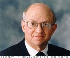 Martin Feldstein<br>CEO, National Bureau of Economic Research</br>