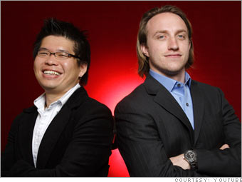 Chad Hurley, Steve Chen