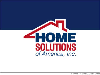 4. Home Solutions of America