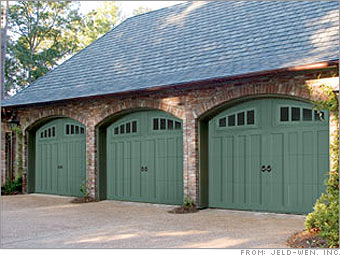 Best home upgrades:<br>Carriage-house garage doors