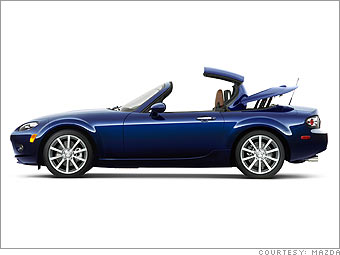 Best new car for fun: Mazda MX-5