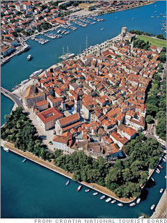 Best out-of-the-way European destination: Croatia