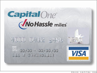 Capital One No Hassle Miles Rewards