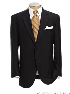 Jos. A. Bank Business Express suit separates | Jacket $395; pants $155