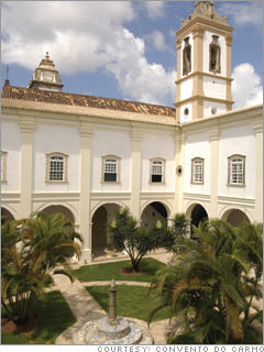 Convento do Carmo, Salvador, Brazil