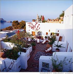 Melenos Lindos, Rhodes, Greece