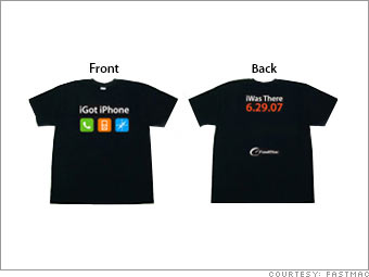 'iGot iPhone' T-shirt