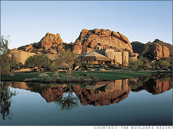 9. Boulders Resort & Golden Door Spa