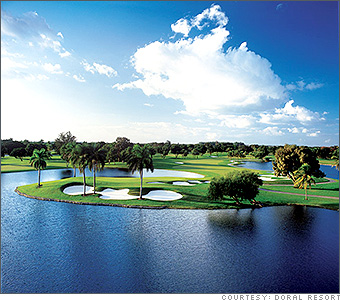 7. Doral Golf Resort & Spa