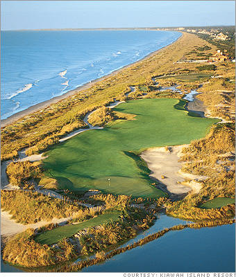 2. Kiawah Island Golf Resort