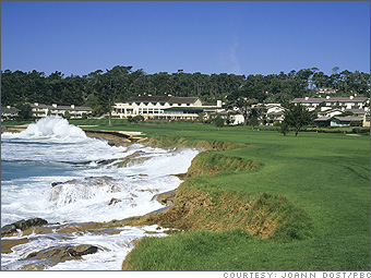 3. Pebble Beach Resorts