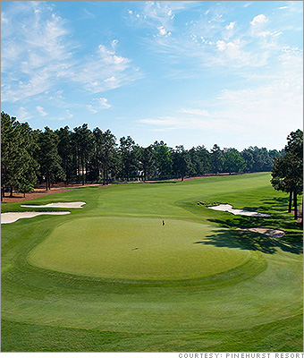 1. Pinehurst Resort