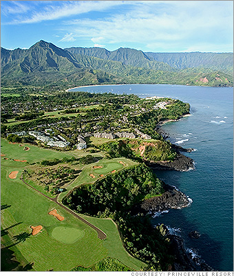 6. Princeville Resort