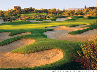 8. Four Seasons Scottsdale at Troon North