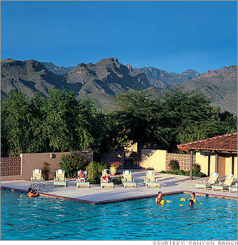 Canyon Ranch <BR> <BR> Tucson, Arizona