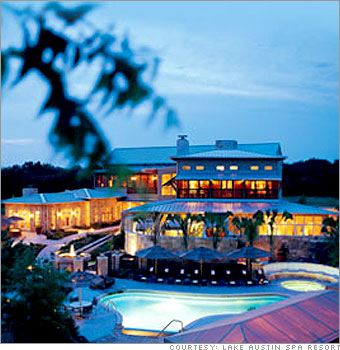 Lake Austin Spa Resort <BR> <BR>Austin, Texas