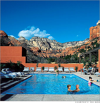 Mii Amo at Enchantment Resort <BR> <BR> Sedona, Arizona