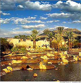 Miraval Resort <BR> <BR> Tucson, Arizona