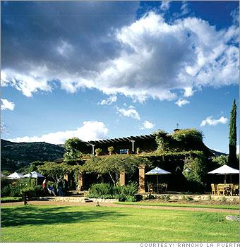 Rancho La Puerta <BR> <BR> Tecate, Mexico