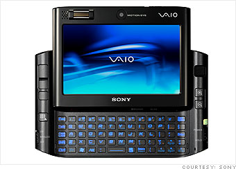 Sony VAIO 4.5 inch Notebook PC
