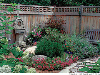 Pavers and plants (cont.)