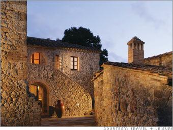 Castello di Casole<br><br> Tuscany, Italy
