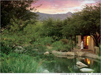 Miraval Resort, Tucson Villas<br><br> Catalina, Arizona