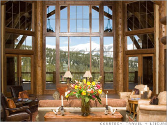 The Club at Spanish Peaks<br><br> Big Sky, Montana