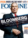 Bloomberg's money machine