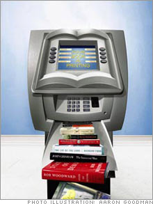 Book ATM?