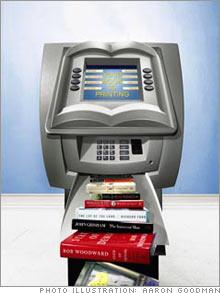 Book ATM?