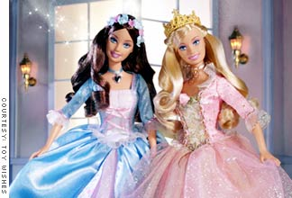 Hot Toys 2004 Content 1 Princess Anneliese And Erika From