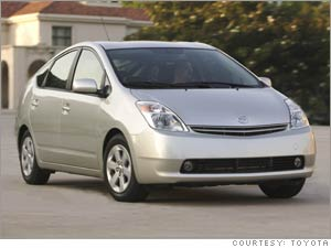 Toyota Prius - Toyota Parts