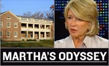 Martha's Odyssey