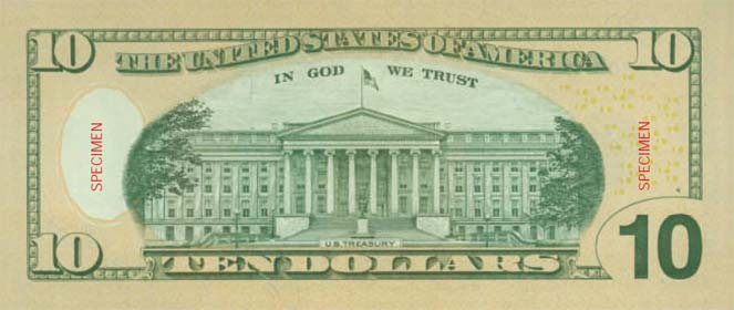Ten Dollar Back 2005