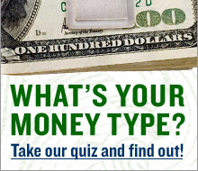 What's your money type?