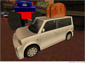 Scion xB Toaster