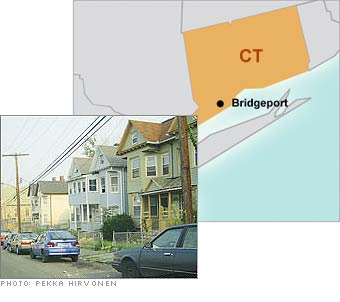 3. Bridgeport, CT