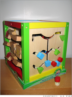 Kid Connection Mini Activity Cube