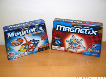 Magnetix (assorted)