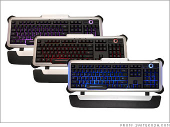 5 cool new keyboards | 1 | Fortune Small Business