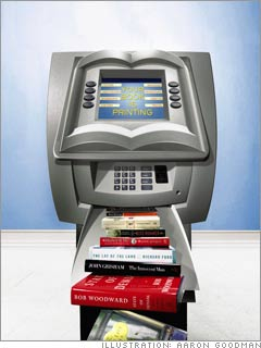 An ATM for books