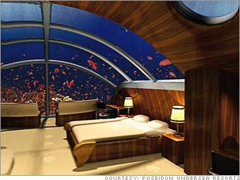 Poseidon Underwater Hotel